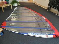 SailWorks NX2 12.5m windsurf sail