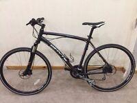 Whyte Coniston C7 hybrid bike bicycle Large Deore SLX XT excellent condition QUICK SALE
