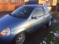 Ford KA possibly swap for bigger car