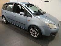 2005(05)FORD FOCUS C-MAX 1.8 ZETEC MET BLUE,CLEAN CAR,GREAT VALUE!