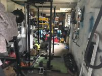 Ryno Power Rack, Squat Cage. Pull Up Cage Multi Gym. Dismantled, ready for collection. Delivery Poss