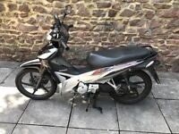 Price drop 2015 Honda Wave 110i black motorcycle scooter motorbike moped AFS 110 CSF-F
