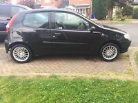 2004 53reg Fiat Punto 1.2 Petrol. 12 Months MOT, Cambelt changed with Garage receipt