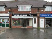 A SHOP IN QUINTON AVAILABLE TO RENT FOR £500PCM