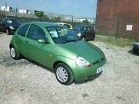 2006 ford ka 1.3 full mot only 50000 miles with service history and warranty
