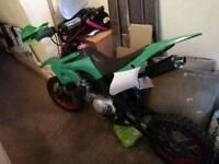 Lifan 140cc pit bike