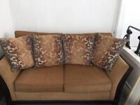 Classic quality 2 seater sofa - free delivery