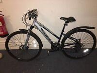 Ladies Hybrid Crossfire Bike - Hardly Used