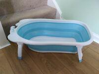 Karibu Baby Folding Bath