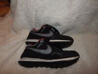 2 Pair kids Nike Trainers & 1 Pair Adidas all UK Size 3. Mint Condition.