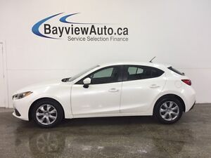 2014 Mazda Mazda3 GX- AUTO! PUSH START! A/C! BLUETOOTH!