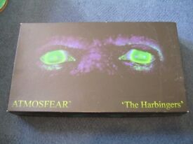 Atmosfear The Harbingers board game. part-sealed
