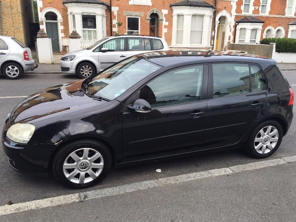 VW Golf 2.0 FSL Petrol BLACK