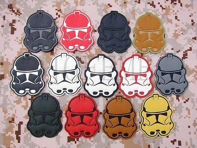 STAR WARS Legion NEW Imperial clone Troopers Logo 3D PVC - Clone Trooper Uniform