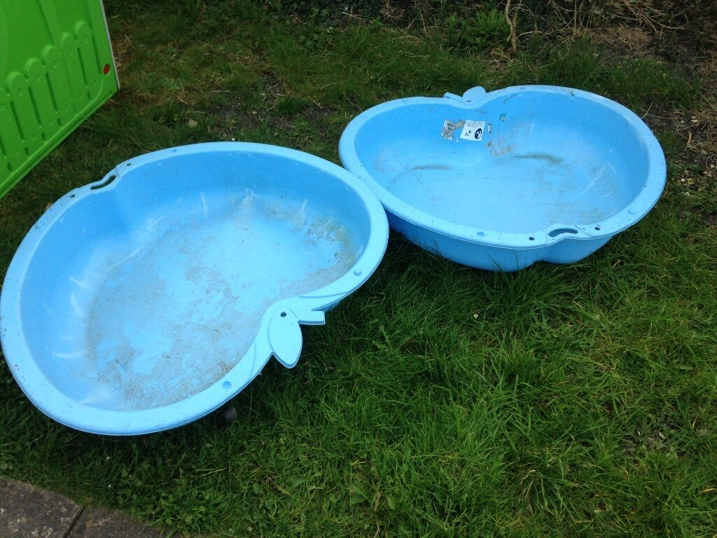 Plastic Paddling Pool Sand Pit In Didcot Oxfordshire Gumtree