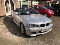 BMW 3 series M sport convertible