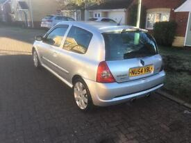 *price reduced!!!* renault clio rs 182 ONO