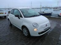 Fiat 500 1.2 petrol low milage only 43441!!!