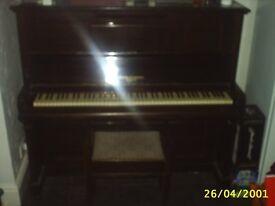 PIANO SQUIRE & LONGSON