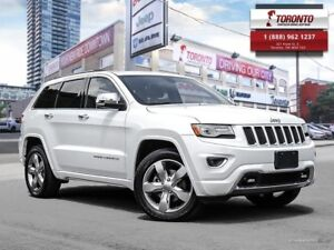 2014 Jeep Grand Cherokee OVERLAND*NEW BRAKES*LOADED