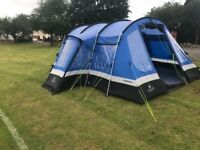 Complete camping set up