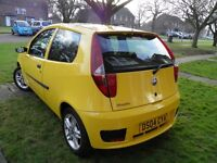 Fiat Punto Active Sporting for Sale Mot 10/17 New Tires and Brakes used for daily commuting