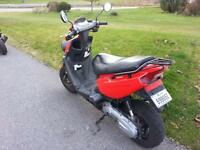 Scooter bws 450 négociable