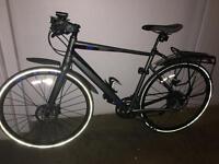 Implicit 13 Hybrid Bike + Accessories