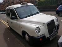Tx4 London taxi