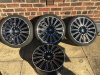 "19"" Rial Alloys, BMW fitment, VW transporter, Vauxhall insignia etc."
