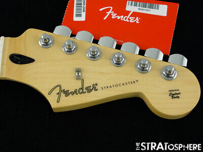 2020 Fender Player Stratocaster Strat NECK + TUNERS  Modern - C Shape Maple!