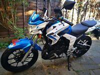 Lexmoto Venom 125cc in Very Good condition low mileage