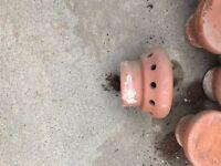 Chimney Cowls Reclaimed Pepper Pots/Mushroom