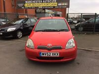 Toyota Yaris 1.3 VVT-i 16v GLS 5dr LADY KEEPER SINCE NEW,3 KEYS,