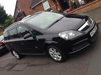New shape Vauxhall zafira active 7 seater £1800 Ono may swap px !!