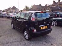 2013 CITROEN C3 PICASSO V T R +HDI --30 AUGUST 18---WARRANTY