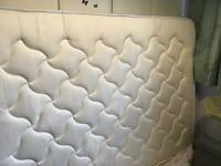 Double Orthopaedic Mattress Free to good home