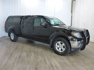 2012 Nissan Frontier SV Crew Cab 4x4 (A5) No Accidents