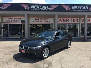 2013 BMW 3 Series 328I X DRIVE AUT0 AWD LEATHER SUNROOF 91K