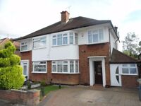 Lovely 3 bed semi-detached house with 2 bathrooms in highly sought after area