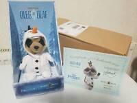 Olaf meerkat toy