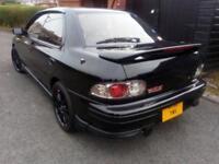 Japan import Subaru Impreza WRX
