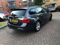 BMW 3 SERIES 2.0 320D M SPORT TOURING 5d AUTO 175BHP PARK+CLIMATE+CRUISE+SPOILER+ELECS+