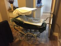 Coach build silver cross pram