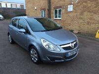 2009 vauxhall Corsa life 1.2 liter ,petrol,5 Door , low mileage