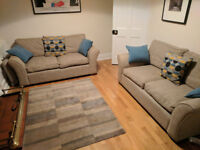 2x Laura Ashley Sofas in great condition.