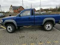 Tata pick up for sale with Long MOT