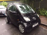 Smart For two Cabrio 2004 Mot till Sept SPARES OR REPAIRS