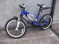 Kids Carrera 'Blast' Mountain Bike