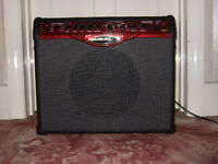 Line6 Spider 50 Watt Four Channel 112 Electric Guitar Amp with Onboard Effects ( amplifier )